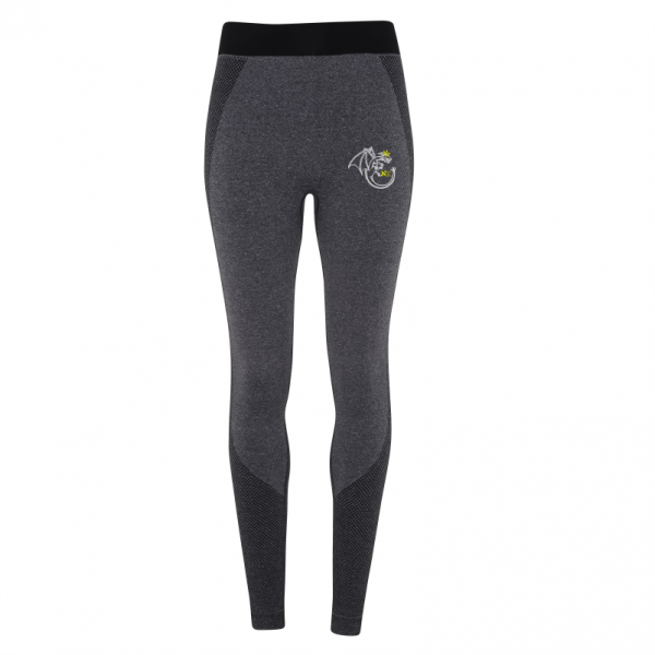 Northern Kings Black Leggings