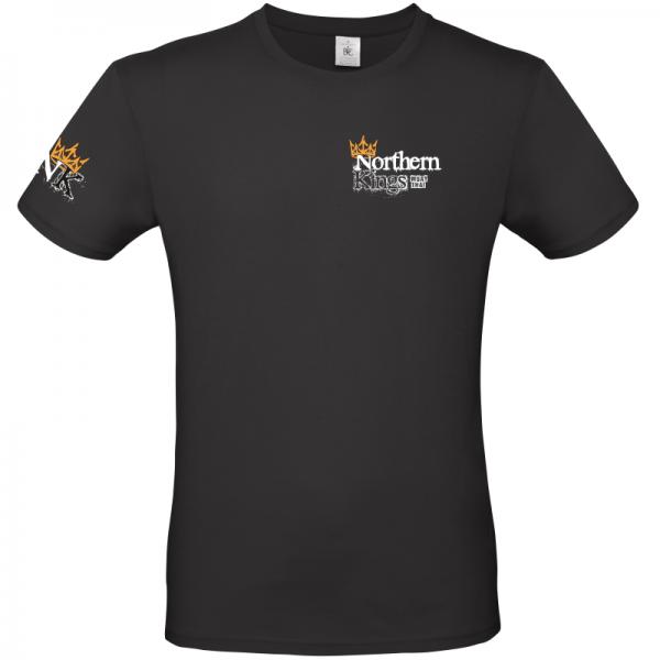 Angel Kings Black Unisex T Shirt