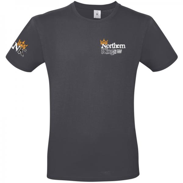 Angel Kings Grey Unisex T Shirt