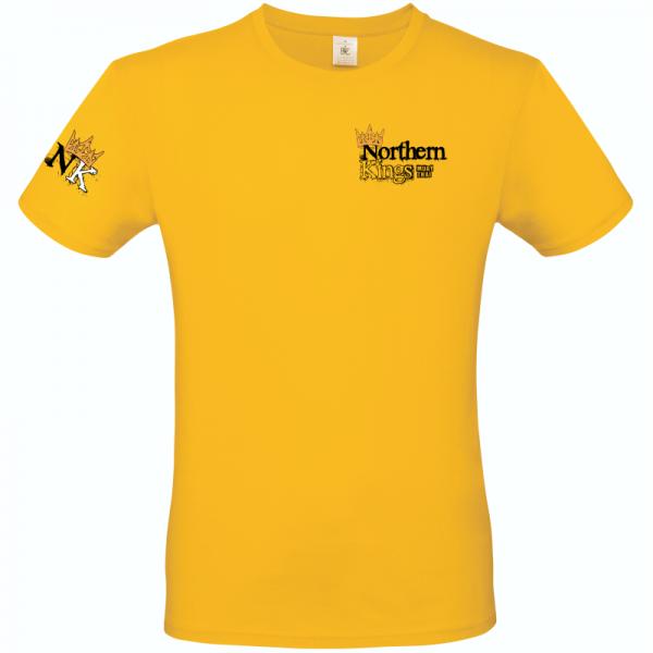 Angel Kings Yellow Kids T Shirt