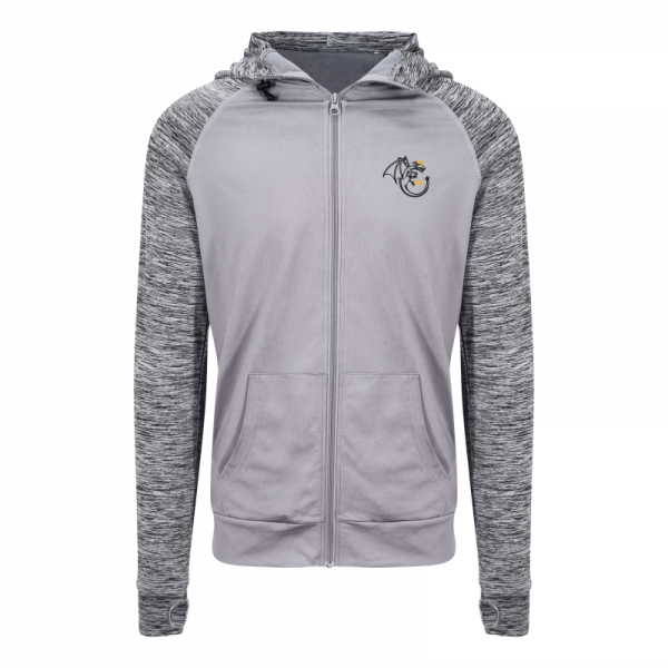 Northern Kings Grey Ladies Training Top