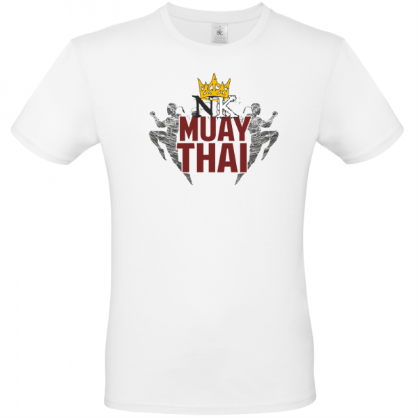 Fighting Kings White Kids T Shirt