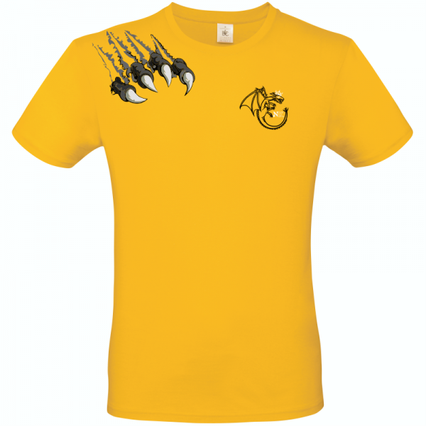 Northern Kings Yellow Unisex T Shirt