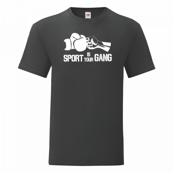 SPORT IS OUR GANG TSHIRT